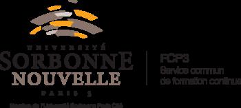 logo Université Sorbonne Nouvelle – Paris 3