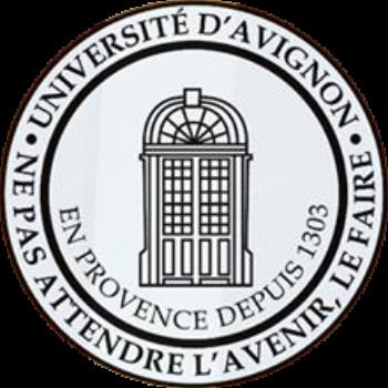 logo Université d'Avignon et des pays de Vaucluse