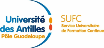 logo Université des Antilles – Pôle Guadeloupe